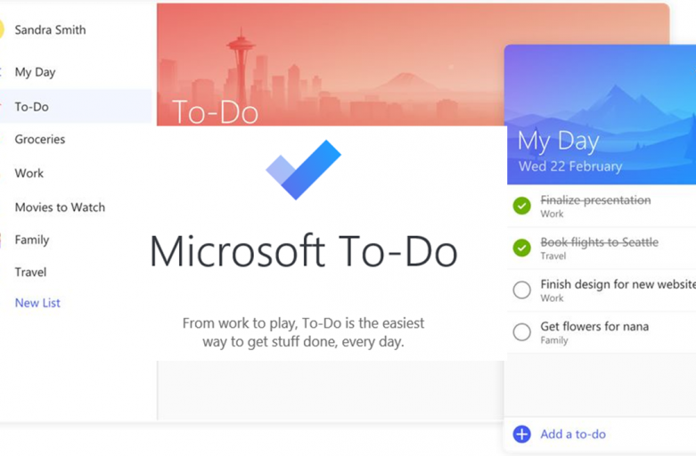 Microsoft To-Do now available in Preview!