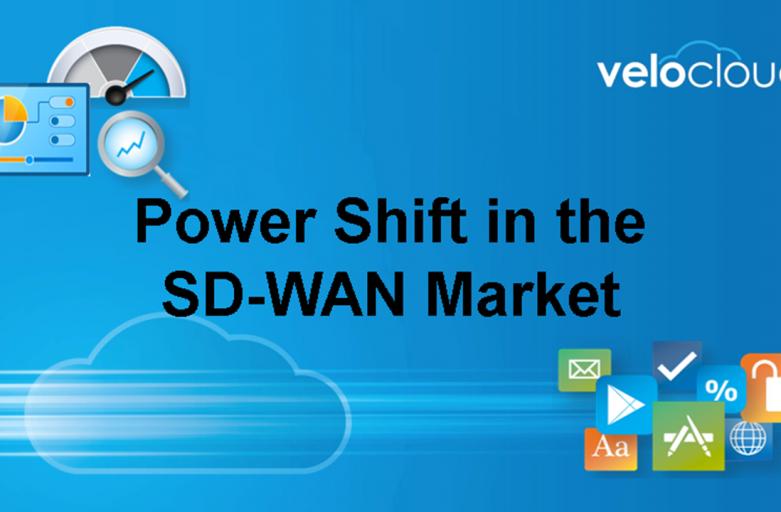 Power Shift in the SD-WAN Market