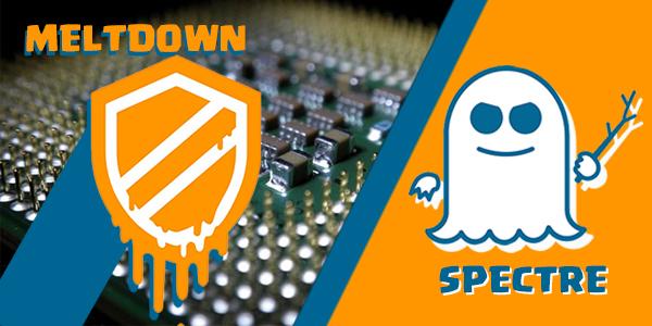 Security Advisory: Meltdown & Spectre Vulnerabilities