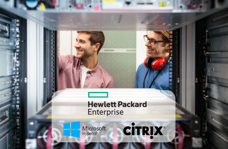 HPE Announces SimpliVity Support for Microsoft Hyper-V and SimpliVity Workspaces for Citrix