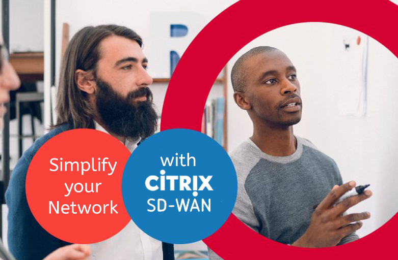 Simplify your Business Networks with Citrix SD-WAN!