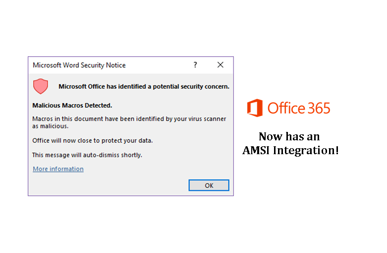 Office 365 Update to Help Protect you from Macro Based Malware