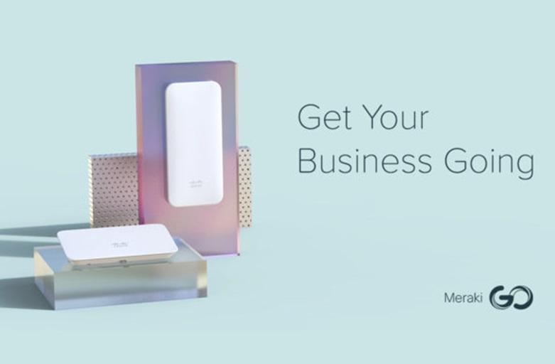 Cisco Announces new small Business WiFi Solution, Meraki Go