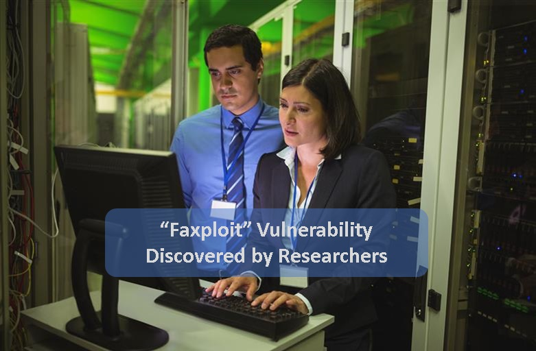 "New Exploit ""Faxploit"" affects HP OfficeJet All-in-One Printers"