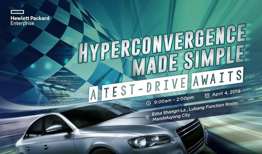 Hyperconverge Workshop: A Test-Drive Awaits!