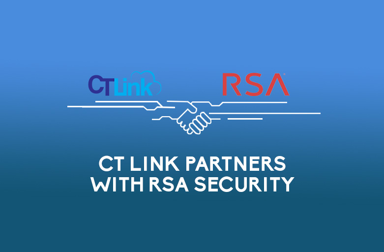 CT Link Partners with RSA Security!
