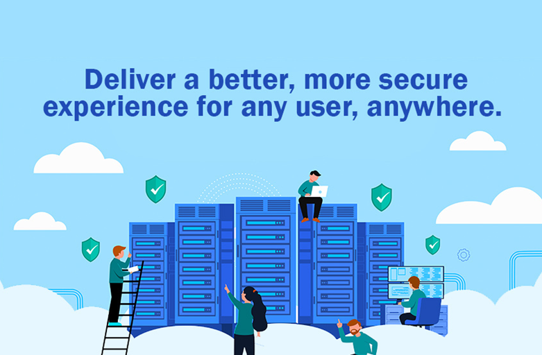 Webinar: Deliver a better, more secure experience for any user, anywhere